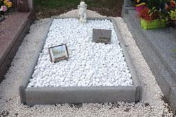 Pour toutes les tombes, entretien et rénovation